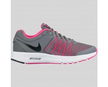 Damen & Herren - Nike Wmns Air Relentless 6 MSL Cool Grau Schwarz Pink Blast