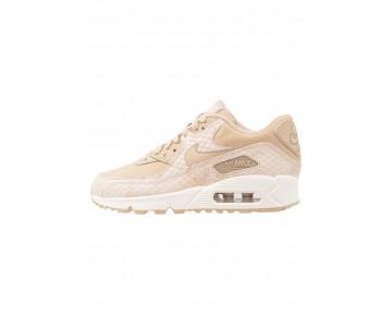 Nike Air Max 90 Premium Schuhe Low NIKqpzb-Khaki