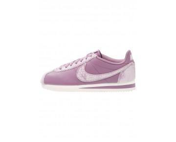 Nike Classic Cortez Prm Schuhe Low NIKh4ob-Lila