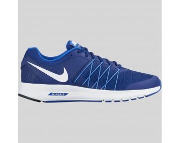 Damen & Herren - Nike Air Relentless 6 MSL tief Königlich Blau Weiß Racer Blau