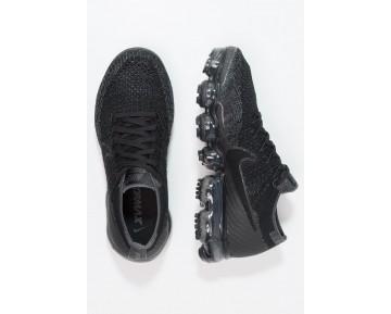Nike Performance Air Vapormax Flyknit Schuhe NIKl469-Schwarz