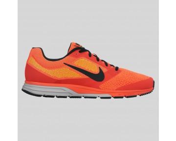 Damen & Herren - Nike Air Zoom Fly 2 Hell Karmesinrot Schwarz