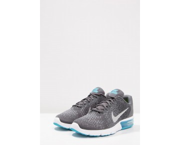 Nike Performance Air Max Sequent 2 Schuhe Low NIKodlq-Grau