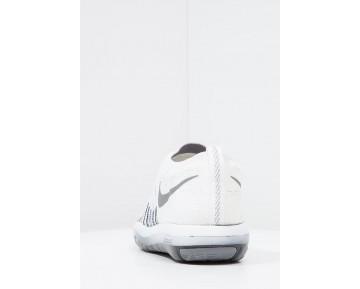 Nike Performance Free Transform Flyknit Schuhe Low NIKun0r-Weiß