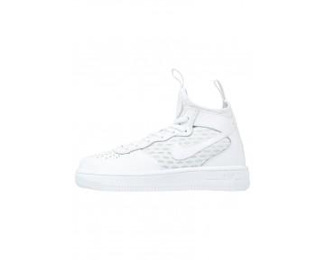 Nike Air Force 1 Ultraforce Mid Gs Schuhe High NIK87in-Weiß
