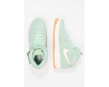 Nike Air Force 1 '07 Mid Seasonal Schuhe High NIKvgm2-Grün