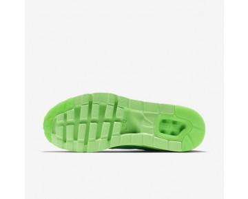 Nike Air Max 1 Ultra Flyknit Schuhe - Spannung Grün/Lucid Grün/Rio Teal/Weiß