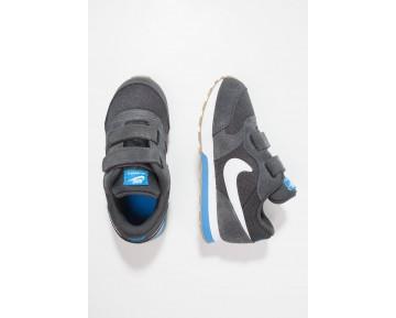 Nike Md Runner 2 Schuhe Low NIKu5y7-Schwarz