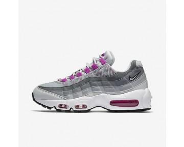 Nike Air Max 95 OG Sneaker - Reines Platin/Wolf