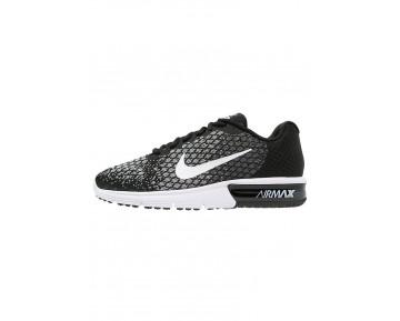 Nike Performance Air Max Sequent 2 Schuhe NIKa9j3-Schwarz