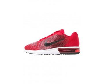 Nike Performance Air Max Sequent 2 Schuhe NIKk3u7-Rot