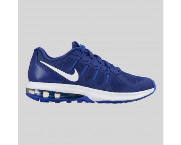 Damen & Herren - Nike Air Max Dynasty (GS) tief Königlich Blau Weiß