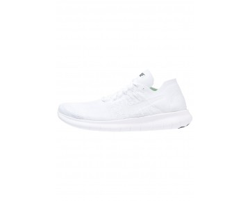 Nike Performance Free Run Flyknit 2 Schuhe Low NIKyhw9-Weiß