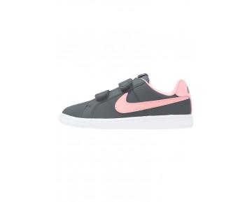 Nike Court Royale Schuhe Low NIKs3gl-Schwarz