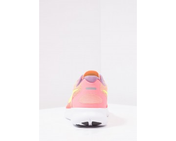 Nike Performance Free Run 2017 Schuhe NIK74eu-Orange