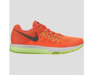 Damen & Herren - Nike Air Zoom Vomero 10 Hell Karmesinrot Schwarz Geist Grün