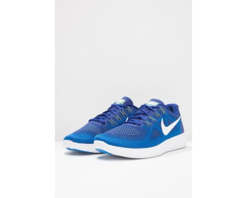 Nike Performance Free Run 2 Schuhe NIKzip2-Blau