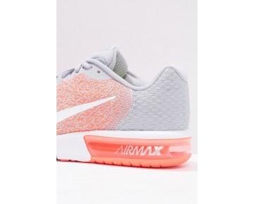 Nike Performance Air Max Sequent 2 Schuhe Low NIKca36-Grau