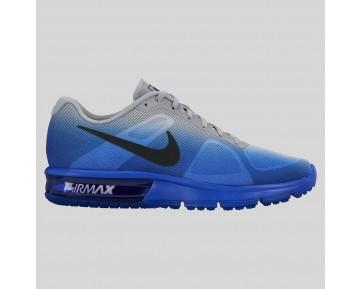 Damen & Herren - Nike Air Max Sequent Racer Blau Wolf Grau Fade