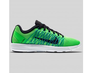 Damen & Herren - Nike Wmns Lunaracer+ 3 Voltage Grün Schwarz Blau Lagune