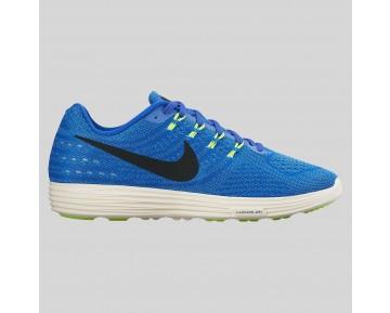 Damen & Herren - Nike Lunartempo 2 Racer Blau Schwarz Volt