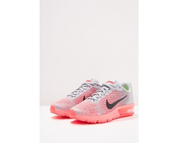 Nike Performance Air Max Sequent 2 Schuhe Low NIKk3uv-Grau