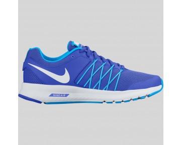 Damen & Herren - Nike Wmns Air Relentless 6 MSL Racer Blau Weiß Blau Glühen