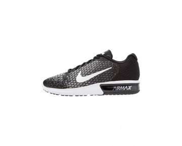 Nike Performance Air Max Sequent 2 Schuhe Low NIKe2bt-Schwarz