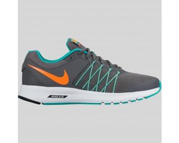 Damen & Herren - Nike Air Relentless 6 MSL Dunkel Grau Total Orange Clear Jade