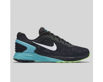 Damen & Herren - Nike Lunarglide 6 Schwarz Weiß Light Retro
