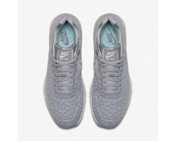 Nike Air Max 1 Ultra Plush Schuhe - Wolf/Grau/Copa/Gipfel Weiß/Wolf