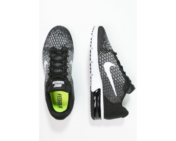 Nike Performance Air Max Sequent 2 Schuhe NIKa9j3-Schwarz