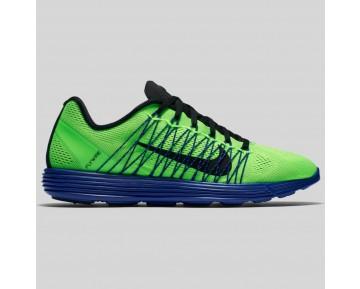 Damen & Herren - Nike Lunaracer+ 3 Elektrisch Grün Schwarz Concord