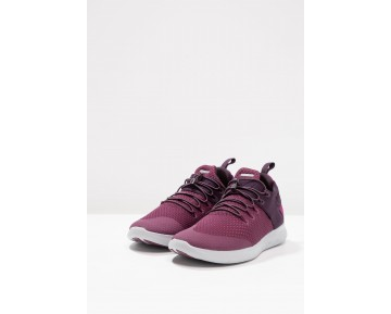 Nike Performance Free Run Commuter 2017 Schuhe Low NIKhead-Rot