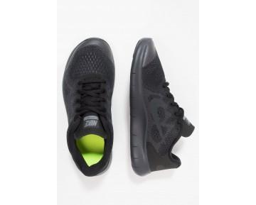Nike Performance Free Run 2 Schuhe NIK8guh-Schwarz
