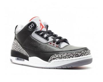 Nike Air Jordan 3 Retro Fitnessschuhe-Unisex