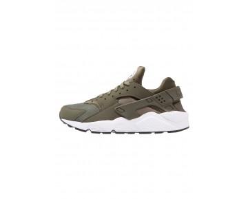 Nike Air Huarache Schuhe Low NIK8fqd-Khaki