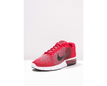 Nike Performance Air Max Sequent 2 Schuhe NIKk3u7-Rot
