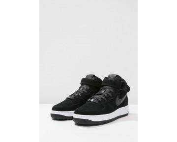 Nike Air Force 1 '07 Mid Seasonal Schuhe High NIKabo8-Schwarz
