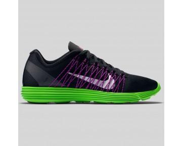 Damen & Herren - Nike Lunaracer+ 3 Schwarz Grün Strike Vivid lila