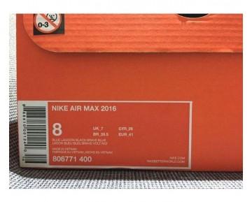 Nike Air Max 2016 Fitnessschuhe-Herren