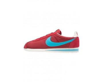 Nike Classic Cortez Premium Schuhe Low NIK4ftz-Rot