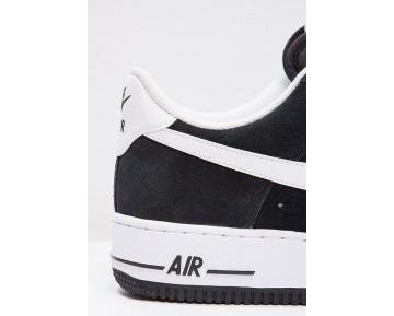 Nike Air Force 1 '07 Schuhe Low NIKyqgl-Schwarz