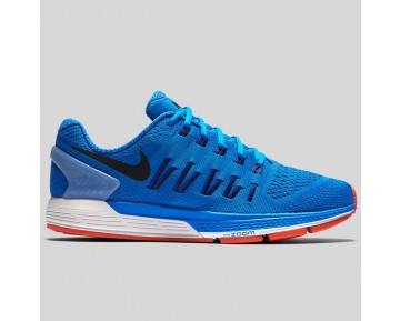 Damen & Herren - Nike Air Zoom Odyssey Foto Blau Schwarz Total Karmesinrot