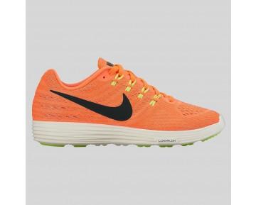 Damen & Herren - Nike Wmns Lunartempo 2 Hyper Orange Schwarz Volt