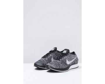 Nike Performance Flyknit Racer Schuhe Low NIKhquk-Schwarz
