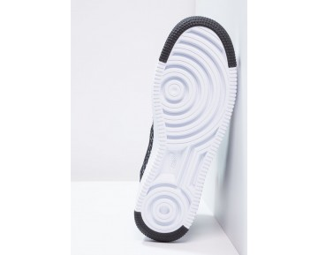 Nike Af1 Ultra Flyknit Schuhe High NIK15bx-Schwarz