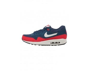 Nike Air Max 1 Essential Schuhe Low NIK0z3h-Blau