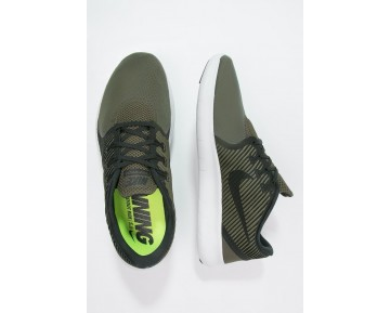 Nike Performance Free Run Commuter Schuhe Low NIKwy6x-Khaki