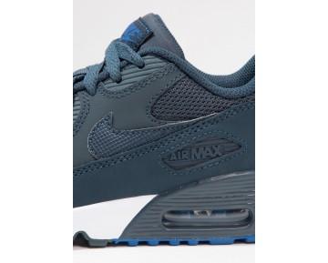 Nike Air Max 90 Schuhe Low NIKgq2h-Blau